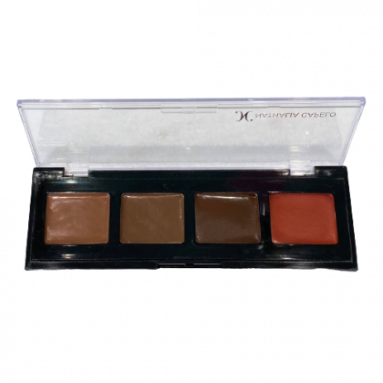 Paleta Perfect Cover Dark - Nath Capelo