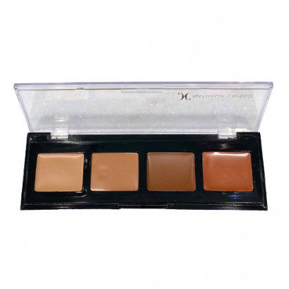Paleta Perfect Cover Medium - Nath Capelo