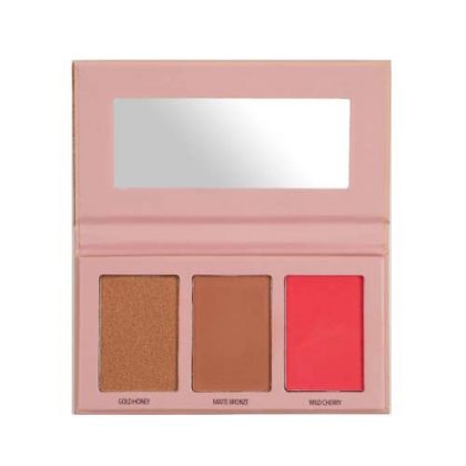 Paleta Bronzer e Blush Collection - Océane