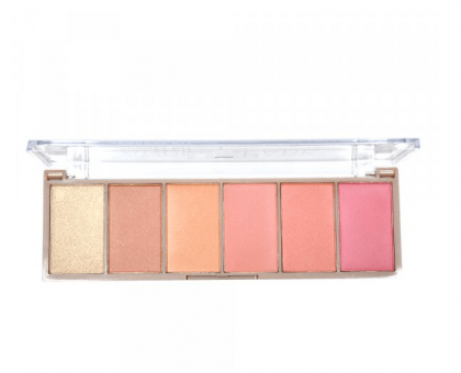 Paleta de Blush Pocket Angel Spark HB 6108 - Ruby Rose