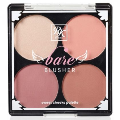 Paleta de Blushes RK by Kiss - Baring Bare