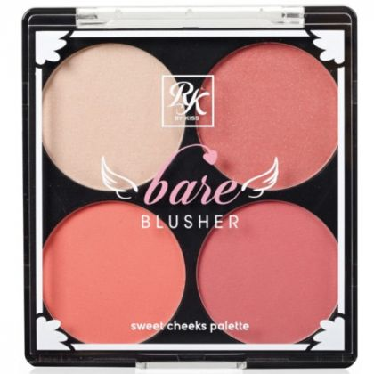 Paleta de Blushes RK by Kiss - Livin Bare