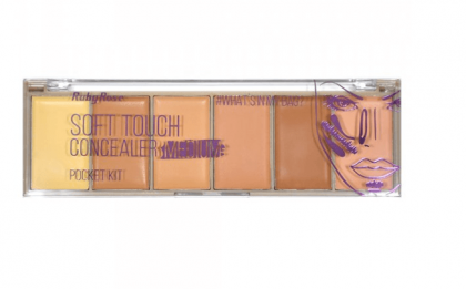 Paleta de Corretivo Pocket Concealer Medium HB 8096  - Ruby Rose
