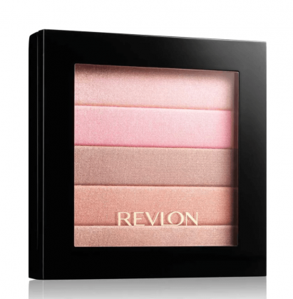 Palette Sombra e Blush Highlighting Rose Glow - Revlon