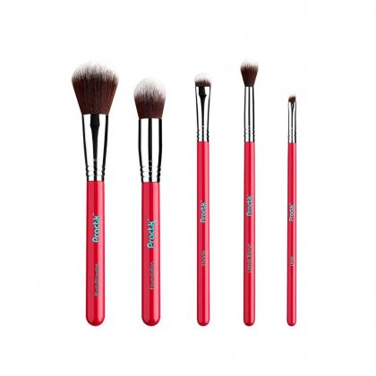 All Star Brush Set- Kit  com 5 Pinceis - Practk