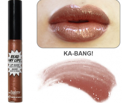 Read My Lips - KA BANG! - THE BALM