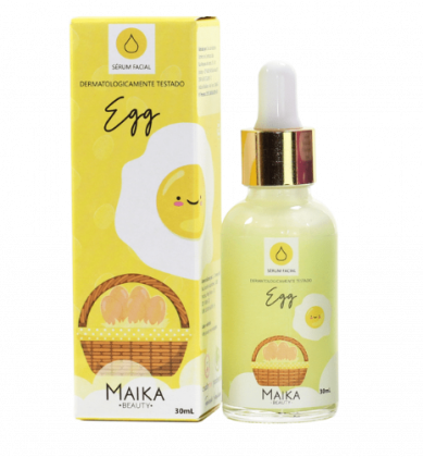 Sérum Facial Egg - Maika Beauty