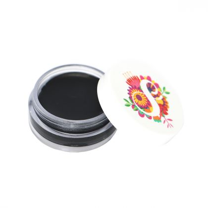 Sombra Cremosa b.Beauty Shadow Cream - Preto 15 - Suelen Makeup