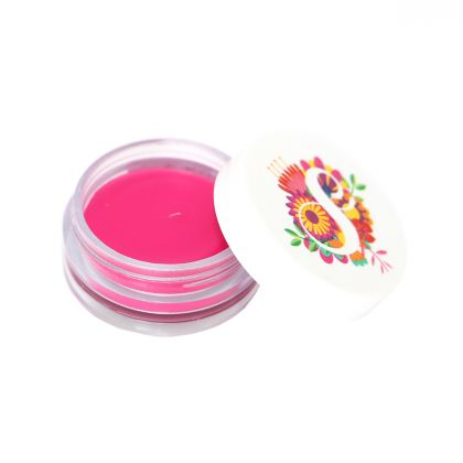 Sombra Cremosa b.Beauty Shadow Cream - Rosa Pink 16 - Suelen Makeup