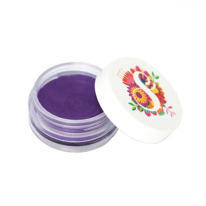 Sombra Cremosa b.Beauty Shadow Cream - Roxo 11 - Suelen Makeup