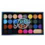 Paleta De Sombras Party Look - HB 1044 - Ruby Rose