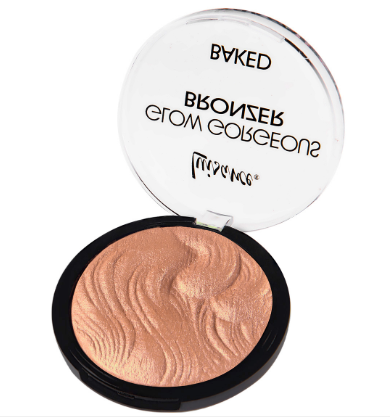 Pó Glow Gorgeous  Bronzer Baked Cor A - Luisance