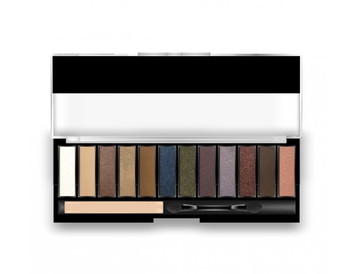 Paleta De Sombras Com Primer Adorable HB 9909 - Ruby Rose