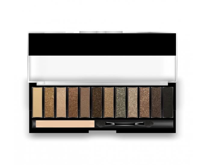 Paleta de Sombras Nude com Primer HB 9911 - Ruby Rose